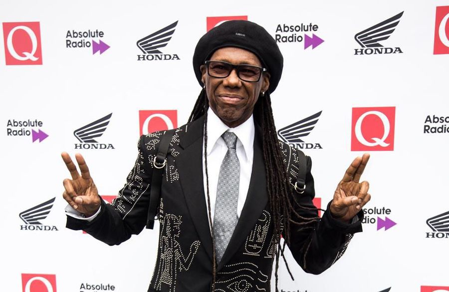 Nile Rodgers headlining Liverpool International Music Festival