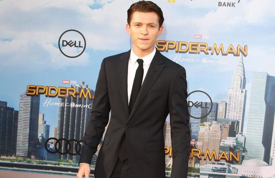 Tom Holland's struggles with suit