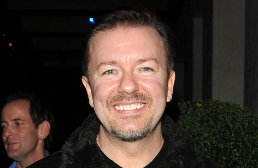 Ricky Gervais doesn't fear death