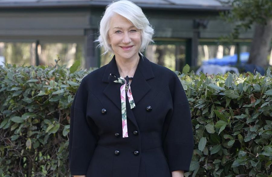 Dame Helen Mirren 'doesn't spend a lot of money' on products