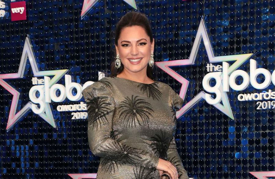 Kelly Brook went partying with Leonardo DiCaprio
