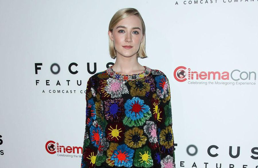 Saoirse Ronan and Timothee Chalamet are a 'bonfire of chemistry'