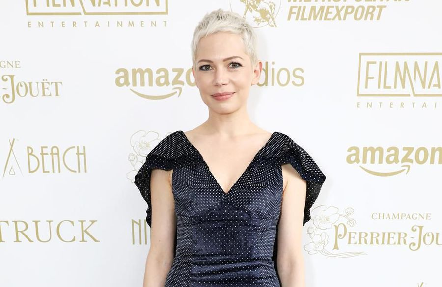 Michelle Williams felt typecast after Dawson's Creek