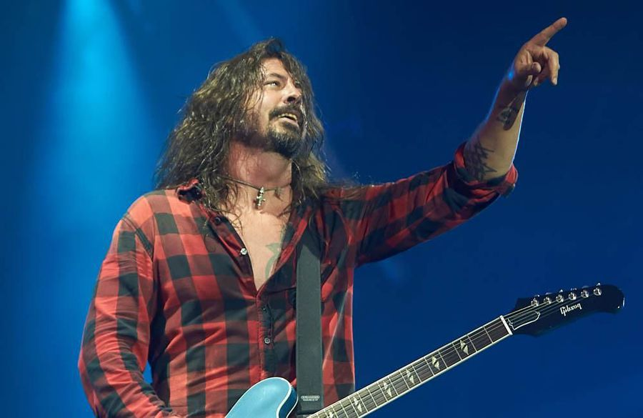 Dave Grohl didn't expect Foo Fighters to be as big as Nirvana