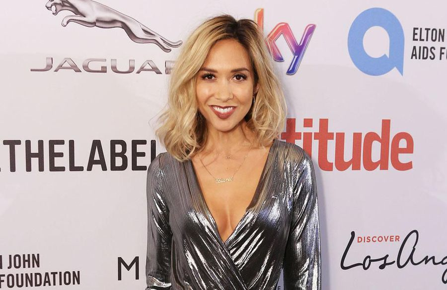 Myleene Klass names son Apollo