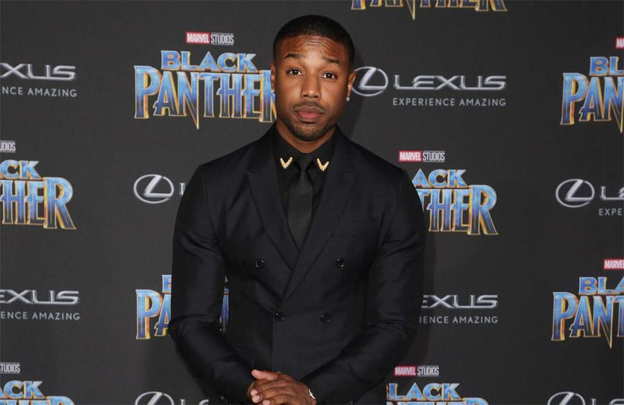 Michael B. Jordan opens up about Jamie Foxx's casting in Just Mercy