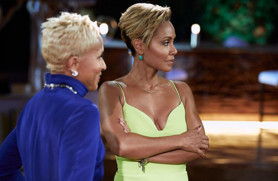 Jada Pinkett Smith 'proud' of chat with Will's ex-wife