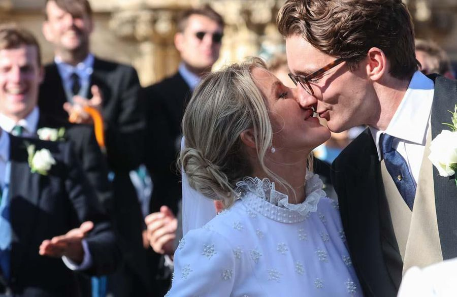 Ellie Goulding thanks wedding guests for travelling 'far and wide'