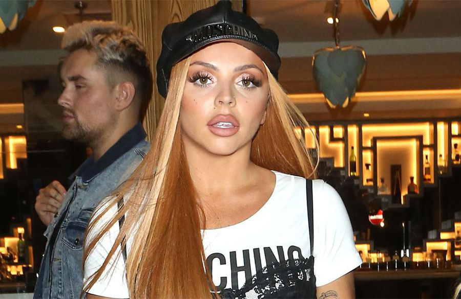 Jesy Nelson 'making a difference' by speaking out about bullying