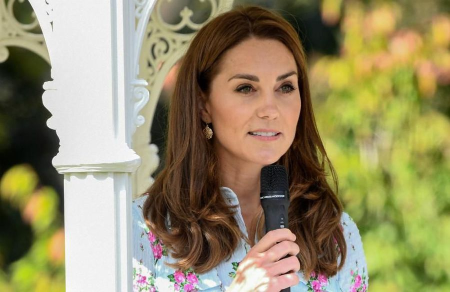Duchess Catherine opens her Back to Nature play garden