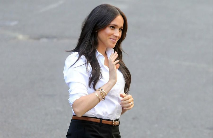 Duchess Meghan launches Smart Works capsule collection