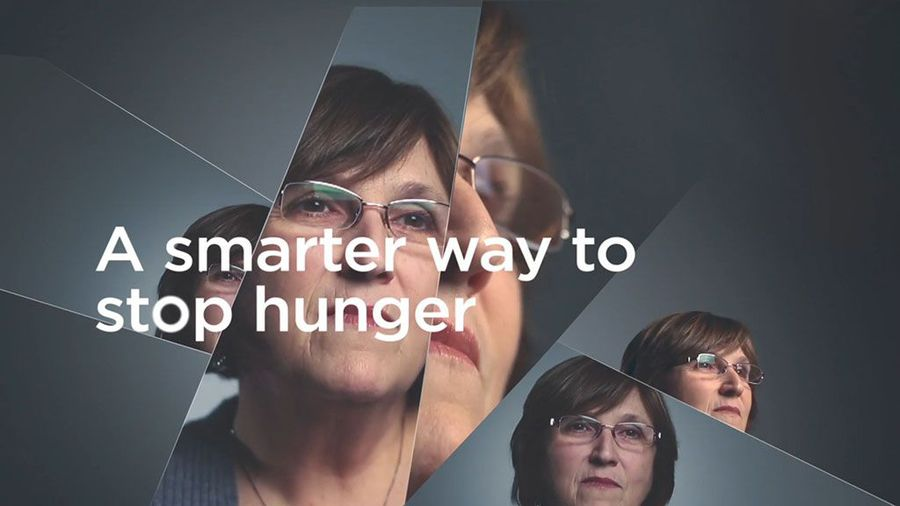 A Smarter Way to Stop Hunger