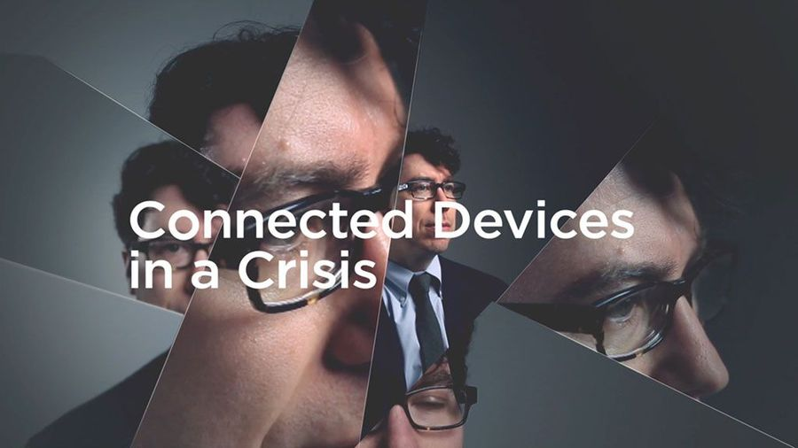 Phone Powered Mesh Networks to Connect in A Crisis