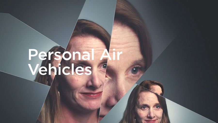 Why Everyone May Have A Personal Air Vehicle