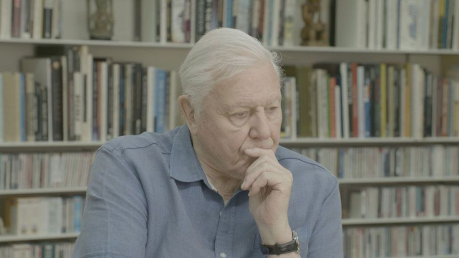 David Attenborough - My World-Changing Idea