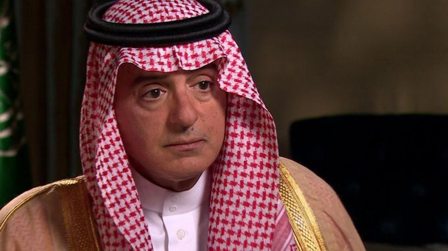 Saudis 'determined to push back against Iran'