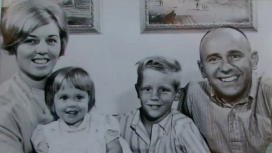 'My dad literally loved us to the Moon and back'