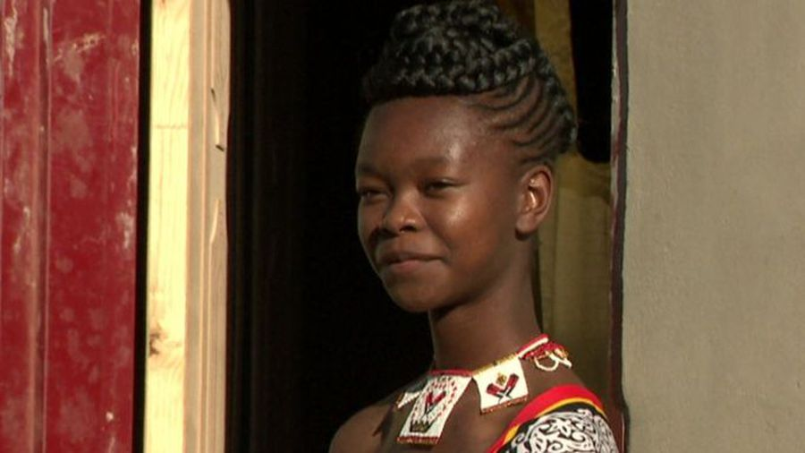 The teen designing eSwatini's traditional regalia