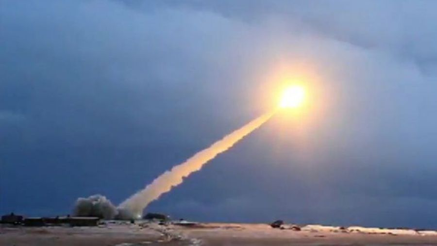 Russia tests 'vengeance' cruise missile