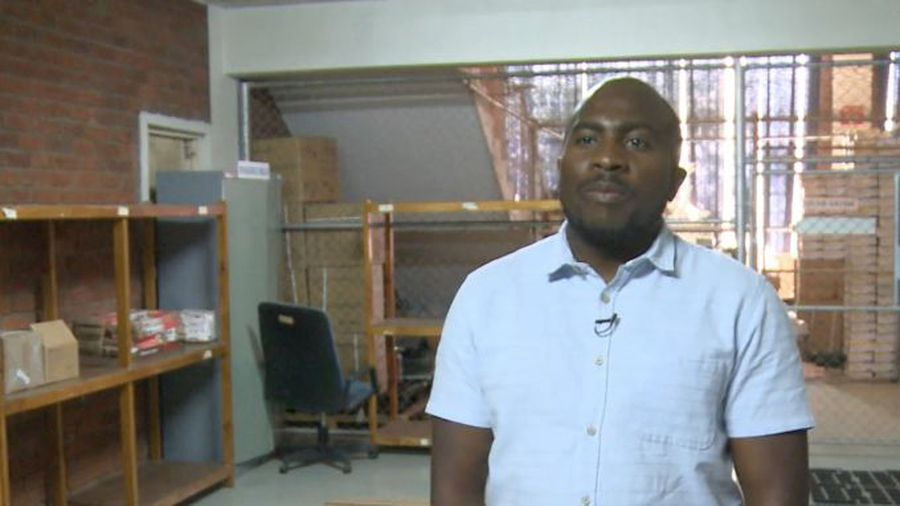 Zimbabwe businessman: My shelves are empty