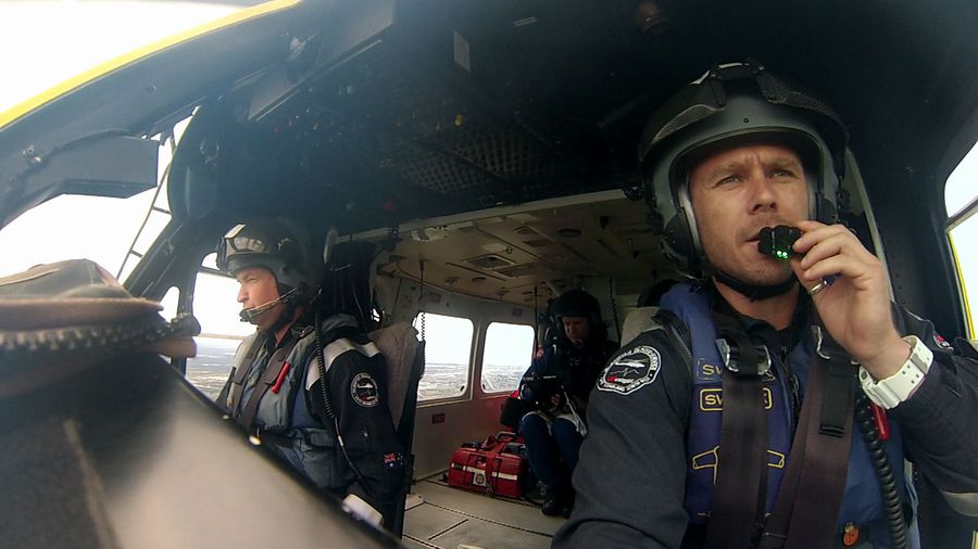 Helicopter Heroes Down Under: Series 2 - Episode 8