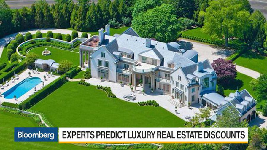 Experts Predict Luxury Real Estate Discounts