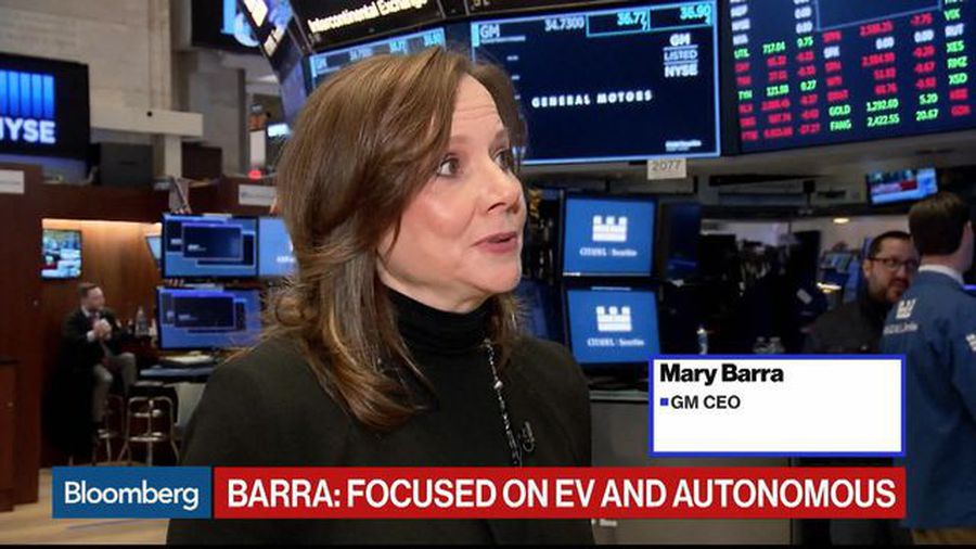 GM Still Has Work to Do on Transformation, CEO Barra Says
