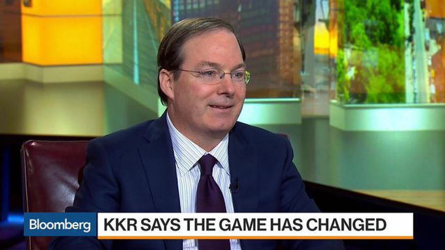 KKR's McVey Says the Market Has Over Corrected