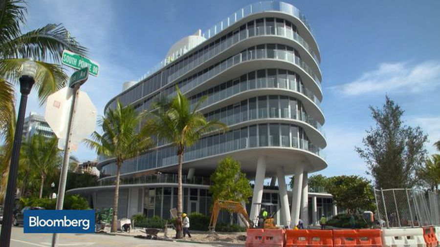 Miami Woos Northeast Tax Exiles as Latin American Buyers Retreat