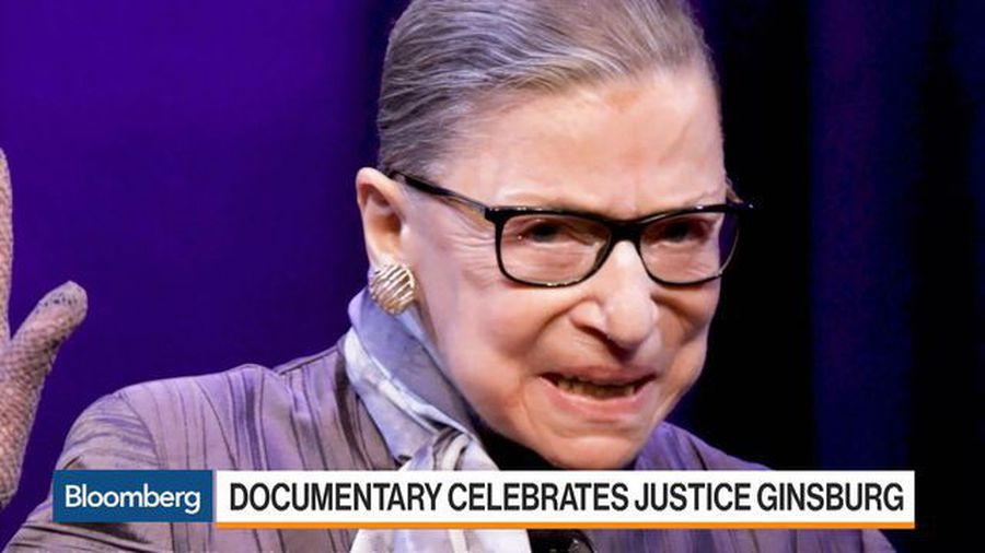 Behind the Scenes of the Documentary Celebrating the Life of Justice Ginsburg