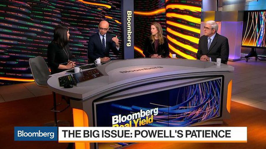 U.S. Rates Are Underpricing Hikes in 2019, Schroders' Hornby Says