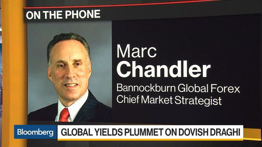 Chandler: Draghi Set a Low Bar for More Stimulus