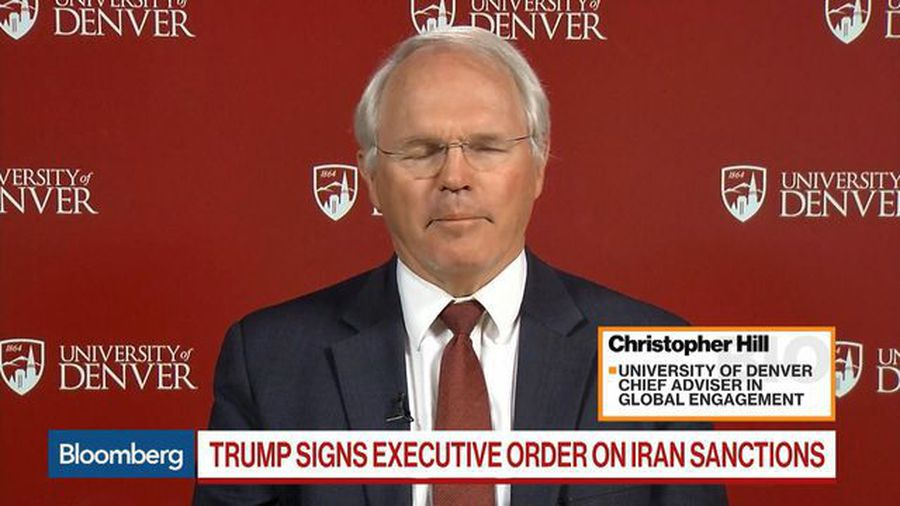 Trump's Iran Sanctions Won't Make Any Difference, Former Ambassador Hill Says