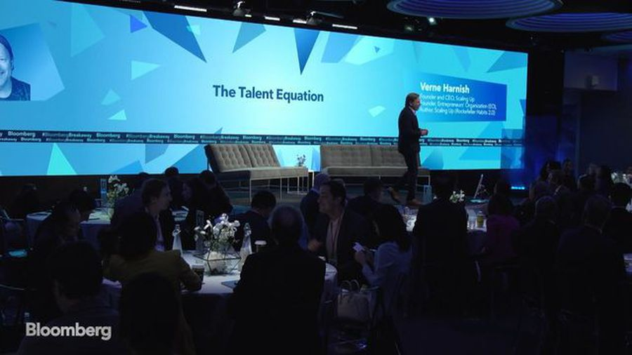 The Talent Equation: Scaling Up With Verne Harnish