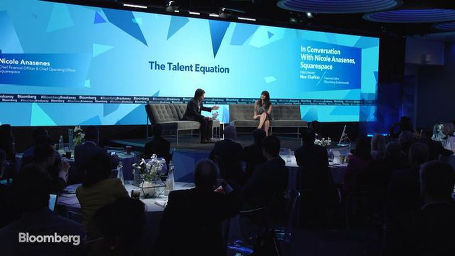 The Talent Equation: In Conversation With Nicole Anasenes, Squarespace