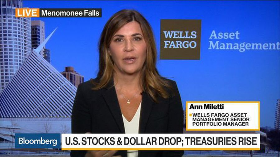 U.S. Stocks to End up With Gains for the Year: Wells Fargo AM