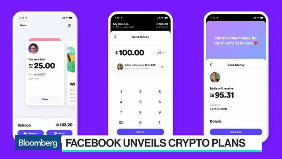 Facebook's Crypto Plan Is a Watershed Moment, Venture Capitalist Amoils Says