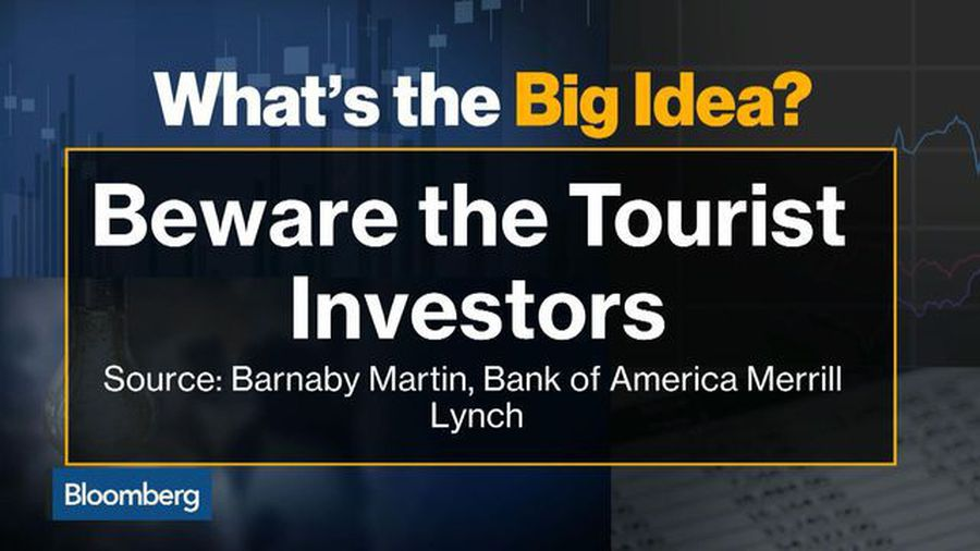 What's the Big Idea? Beware the Tourist Investors