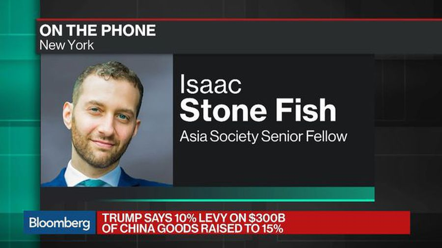 Trade War Might Not Be Settled for Months, Isaac Stone Fish Says
