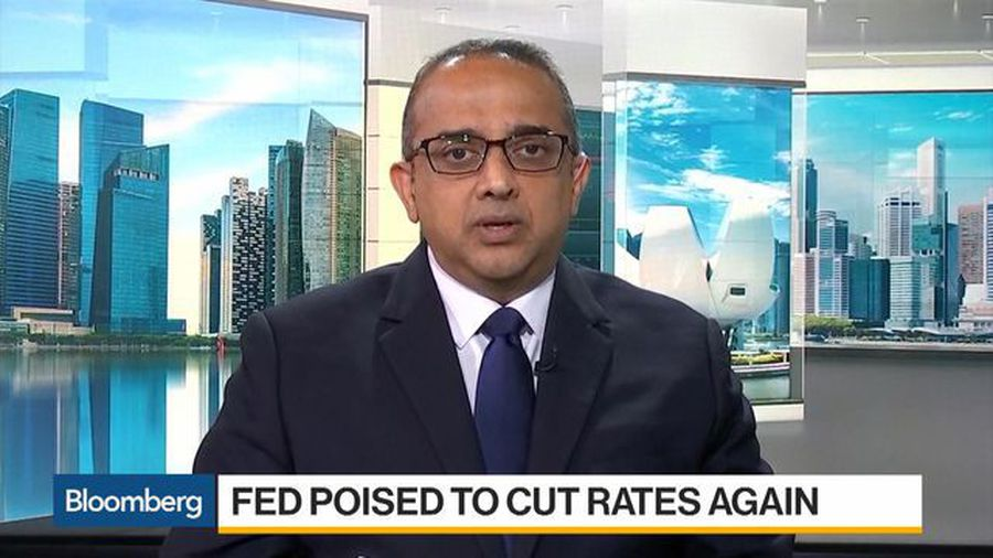 Fed Will Not Make Oil Big Component in Decision, Says OCBC Bank's Menon