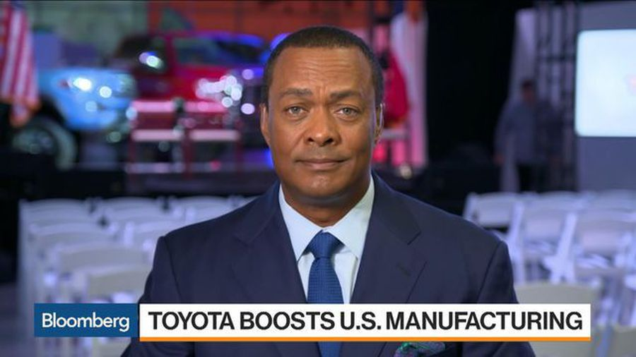 Why Toyota Is Making a $391M Texas Truck Bet