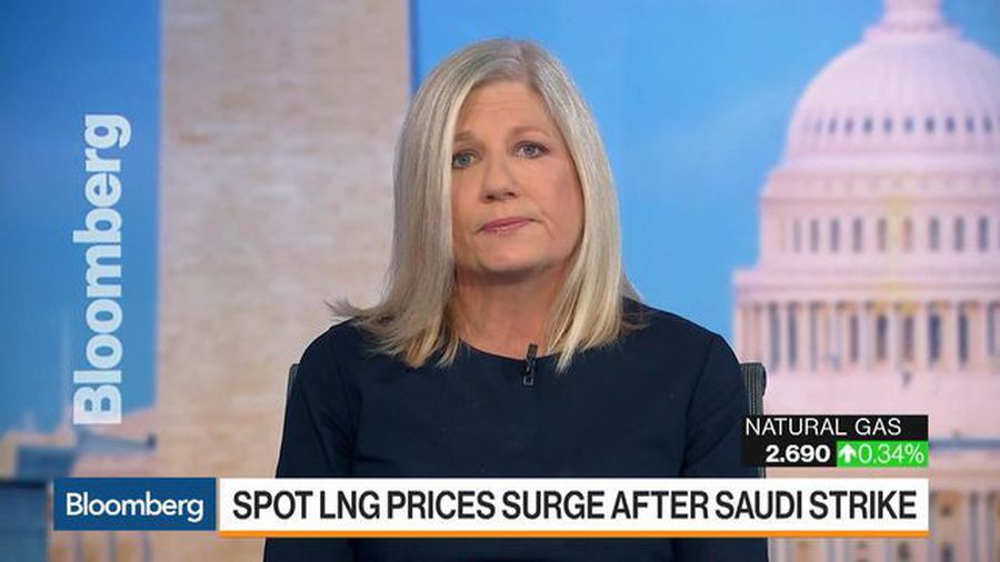 U.S. Natural Gas Futures Slip From 5-Month High on Saudi Attack