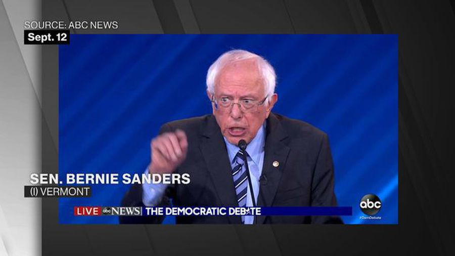 Democratic Candidates Promise to Tackle Climate Change