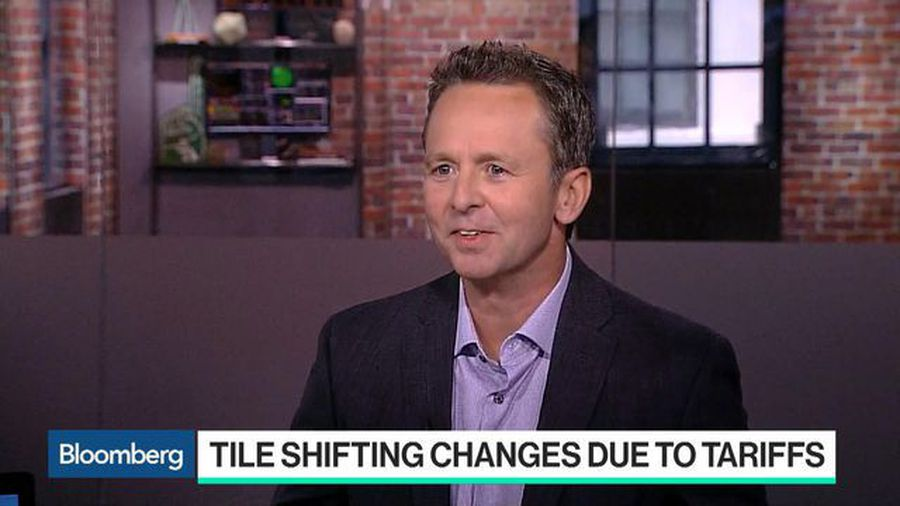 Tariffs Are an Opportunity to Reshape Supply Chain, Tile CEO Says