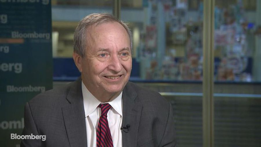 Larry Summers Says Fed Tilt to Avoid Downturn 'Broadly Appropriate'