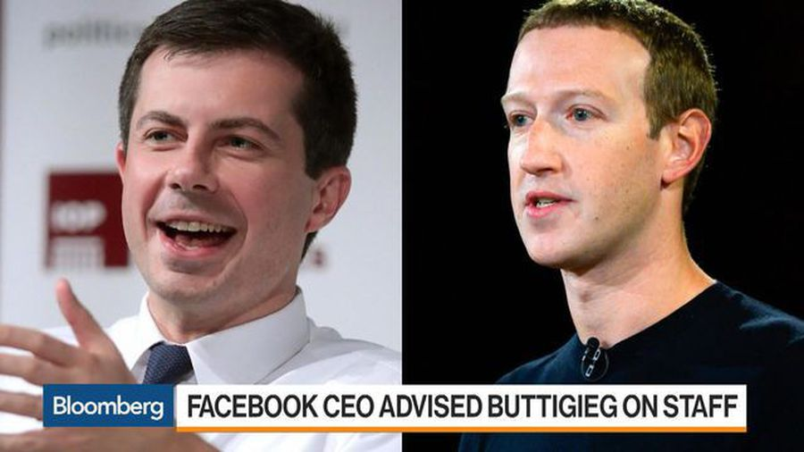 Facebook's Zuckerberg Privately Recommended Potential Campaign Hires to Buttigieg