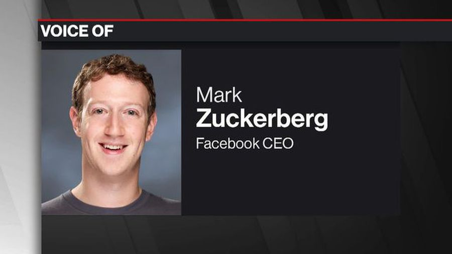 Facebook's Zuckerberg Comments on Recommendations to Buttigieg