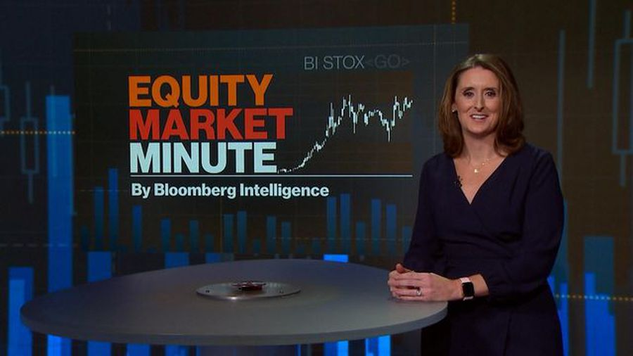 Bloomberg Intelligence's 'Equity Market Minute' 10/21/2019