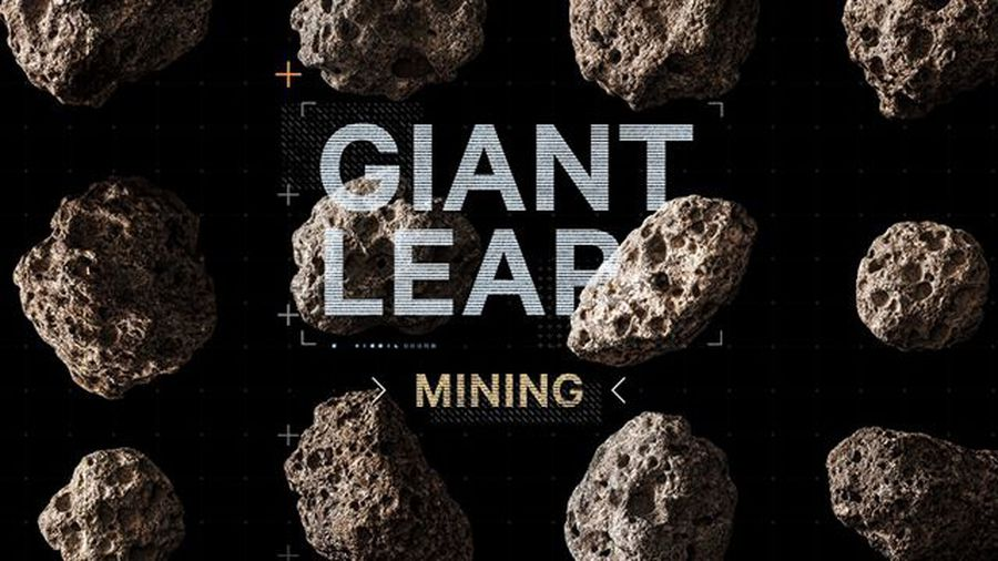 Want To Be A Trillionaire? Try Space Mining.