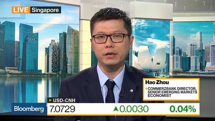 Top Yuan Forecaster Says 'Not Fundamentally Constructive' on Currency